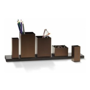 Magnetický kancelářský zásobník na tužky 37 cm THEO - PHILIPPI