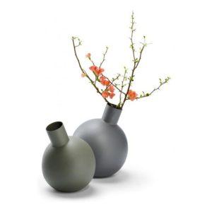 Váza 20 cm zelená BALLOON - PHILIPPI