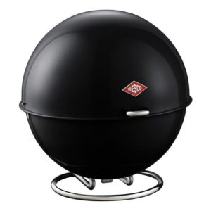 Dóza Superball 26 cm, černá - Wesco