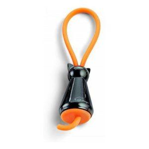Přívěsek na klíče kočka černá FLIC - PHILIPPI