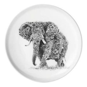 "Talíř ""Africký slon"" 20 cm, Marini Ferlazzo - Maxwell&Williams"