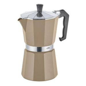 Espressovač na 6 šálků hnědý CLASSICO - Cilio