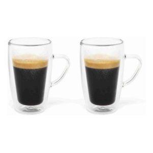 Dvoustěnný hrnek na Espresso 100ml 2 ks - Bredemeijer