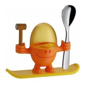 Stojánek na vajíčka McEgg oranžová MC EDITION - WMF