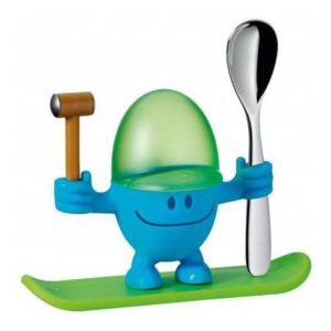 Stojánek na vajíčka McEgg modrá MC EDITION - WMF