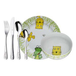 Dětský jídelní set Safari 6ks - WMF