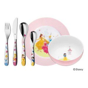 Dětský jídelní set Disney Princess ©Disney 6ks - WMF
