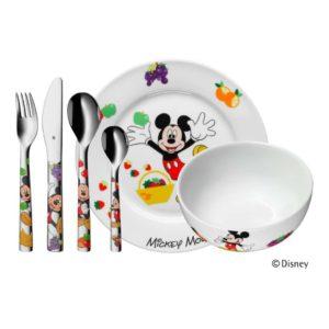 Dětský jídelní set Mickey Mouse ©Disney 6ks - WMF