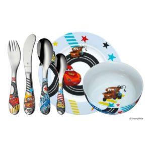 Dětský jídelní set Auta 2 ©Disney 6ks - WMF