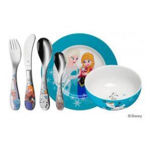 Dětský jídelní set Ledové království ©Disney 6ks - WMF