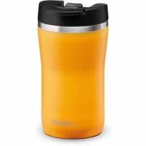 Termohrnek Café 250ml Thermavac Leak-Lock™ žlutá Barista - Aladdin