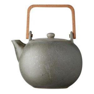 Konvička na čaj 1,2l šedá - BITZ