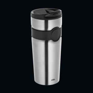 Thermo pohár do auta Trendy černý - Cilio
