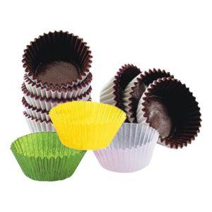 Papírové formičky na pralinky Ø 3,5 cm, Muffins&Co!  - KAISER Original