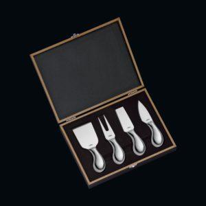 PIAVE set nožů na sýr 4ks v boxu - Cilio