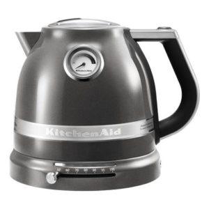 Rychlovarná konvice Artisan stříbřitě šedá - KitchenAid
