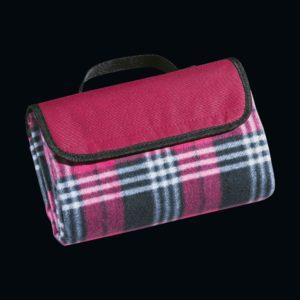 Pikniková deka WEEKEND červená - Cilio