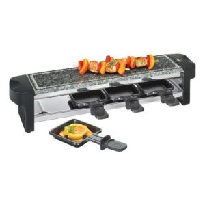 Elektrický gril Raclette HOT STONE QUATTRO - Küchenprofi