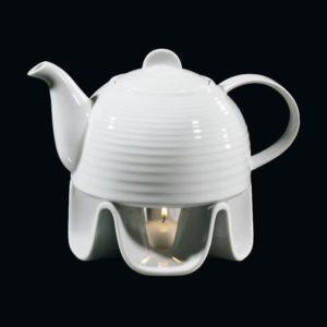 Čajová konvice s ohříváčkem - Cilio