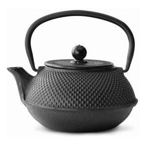 Konvička na čaj 0,8l, černá, Jang - Bredemeijer