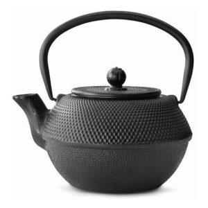 Konvička na čaj 1,1 l, černá, Jang - Bredemeijer