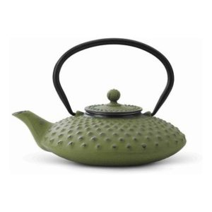 Konvička na čaj 0,8l, zelená, Xilin - Bredemeijer