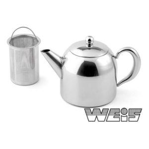Čajová konvice s čajníkem 0,6 l - Weis