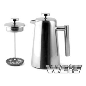 Stlačovací Kávovar 650 ml - Weis