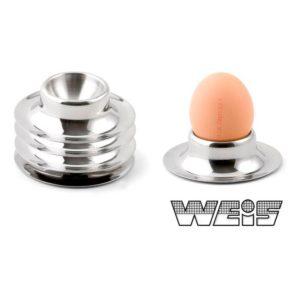 Set kalíšků na vajíčka 4 ks - Weis