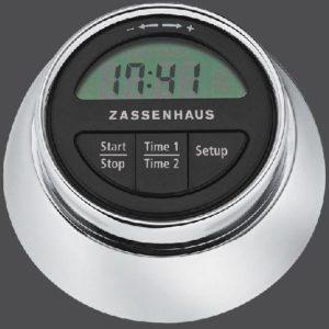 Kuchyňská Digitální magnetická minutka Speed chromová - Zassenhaus