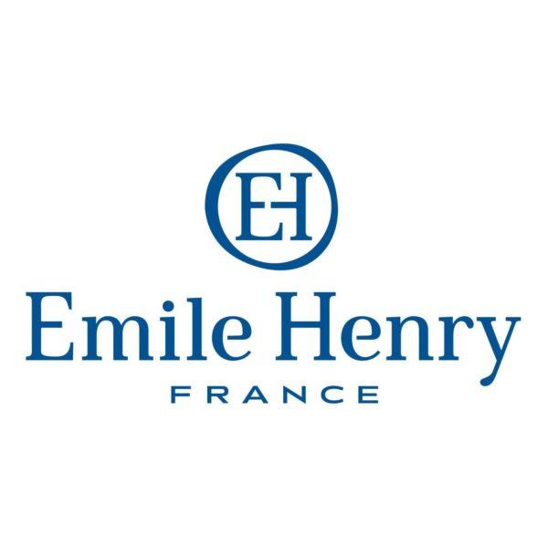 Hrnec kulatý s poklicí 26 cm červený Burgundy - Emile Henry