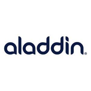 Termohrnek 470ml, modrý, Flip-Seal™ - Aladdin
