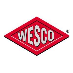 Odpadkový koš Big Double Boy 2x 18l, červený - Wesco